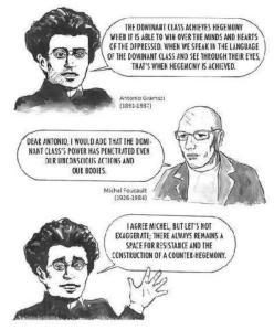 Gramsci Foucault