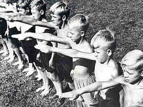 nazi boys
